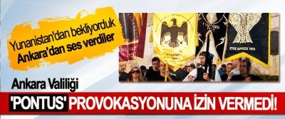 Yunanistan'dan bekliyorduk Ankara'dan ses verdiler