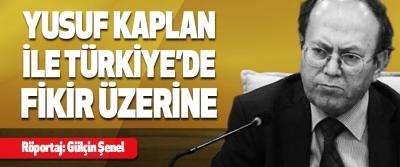 Yusuf Kaplan İle Türkiye'de Fikir Üzerine