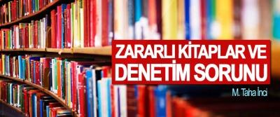 Zararlı Kitaplar ve Denetim Sorunu