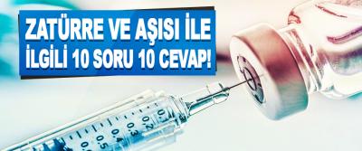 Zatürre ve Aşısı İle İlgili 10 Soru 10 Cevap!