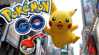 PIKACHU STARTER EASTER EGG!! | Pokemon GO in NYC