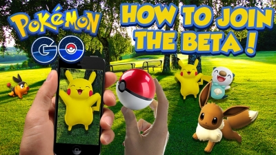 Pokemon Go Beta Gameplay (Aus)